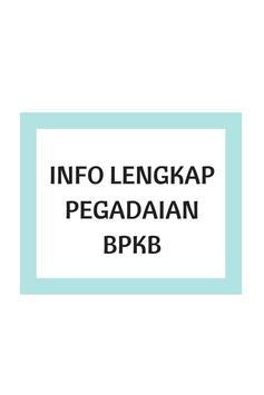 Kumpulan info pegadaian bpkb screenshot 1