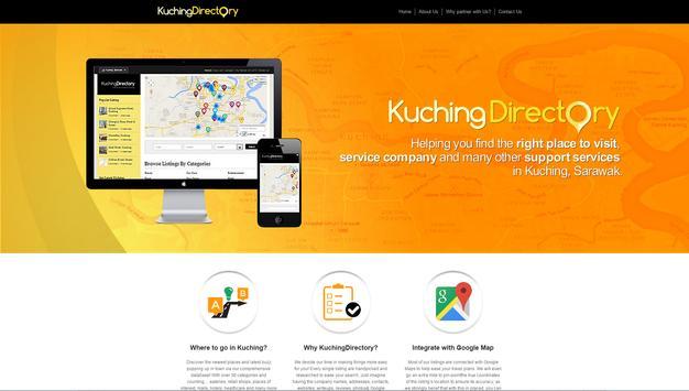 Kuching Directory poster