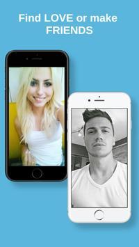 Free Chat, make friends and dating- LOVEYA screenshot 3