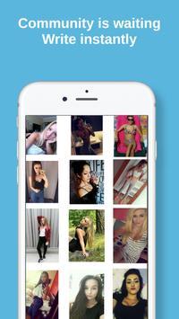 Free Chat, make friends and dating- LOVEYA screenshot 1