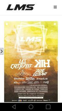 La Mancha Sound poster