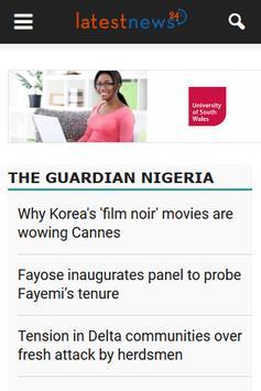 Nigeria News  Updates poster