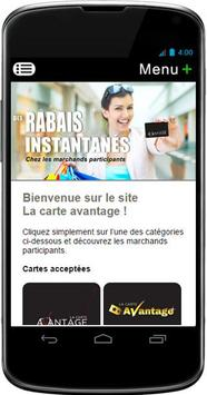 Cashback La Carte Avantage poster