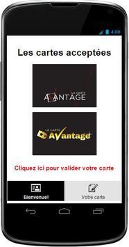 Cashback La Carte Avantage screenshot 2
