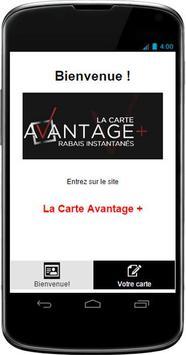Cashback La Carte Avantage screenshot 3