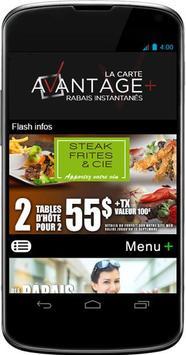 Cashback La Carte Avantage screenshot 5