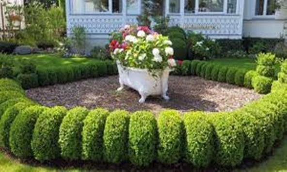 Easy Landscaping Ideas-Better Homes and Gardens poster
