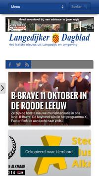 Langedijker Dagblad screenshot 1