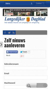 Langedijker Dagblad screenshot 2