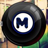 La boule du métro icon