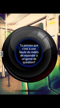 La boule du métro screenshot 2