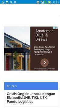 Lacak Resi JNE POS Wahana. apk screenshot