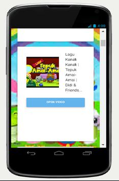 Lagu Kanak2 Riang apk screenshot