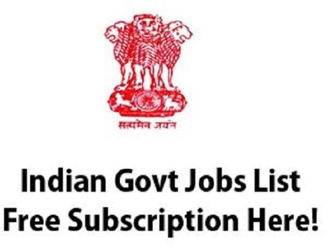 Employment news in india app poster