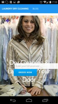 Laundry Dry Cleaning poster