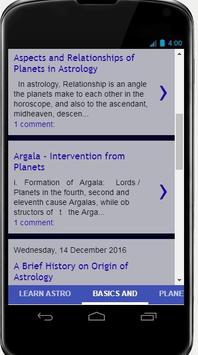 Learn Astrology Online screenshot 7