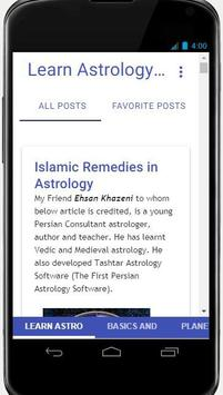 Learn Astrology Online poster