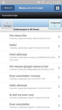 Leuk Zwanger! apk screenshot