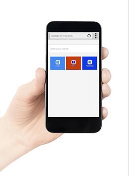 Lime - Internet Browser apk screenshot