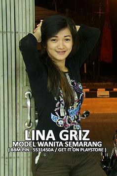 Model Semarang Lina Griz poster