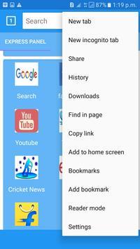 Like Browser apk screenshot