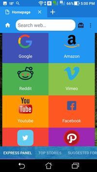 Lite Browser screenshot 4