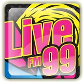 Live 99 FM icon