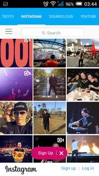 Live Social Tiesto screenshot 3