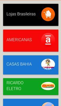 Lojas Brasileiras links poster