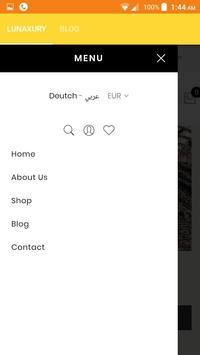 Luna beauty shop screenshot 3