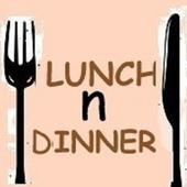 Lunch and Dinner icon