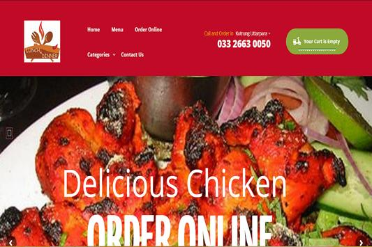 Lunch and Dinner screenshot 5