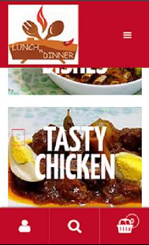 Lunch and Dinner poster