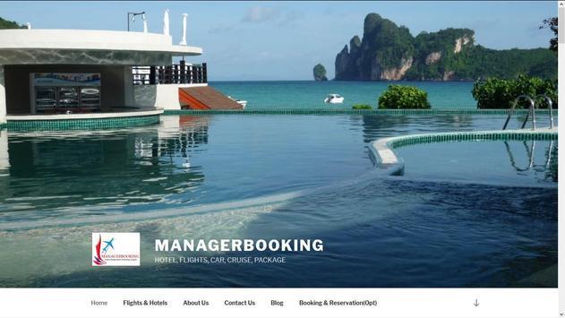 MANAGERBOOKING screenshot 8