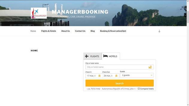 MANAGERBOOKING screenshot 10