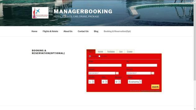 MANAGERBOOKING screenshot 3
