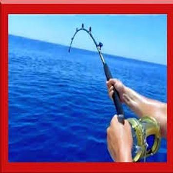 Mancing ikan poster
