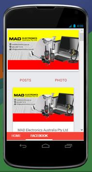 MAD Electronics apk screenshot