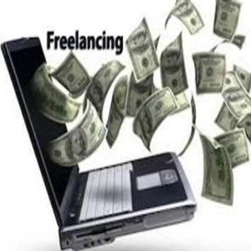 Make Money Online Freelancing poster