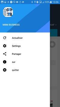 Mont-Bouët Market BUSINESS apk screenshot
