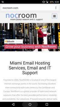 MS Web App Email Hosting poster