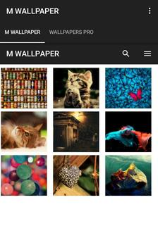 WALLPAPER poster