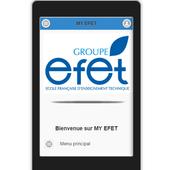 My EFET icon