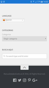 ManualidadesGratis screenshot 4