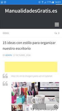 ManualidadesGratis screenshot 2