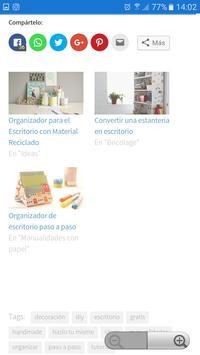 ManualidadesGratis screenshot 3
