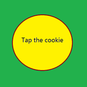 Mad Cookie Tap icon