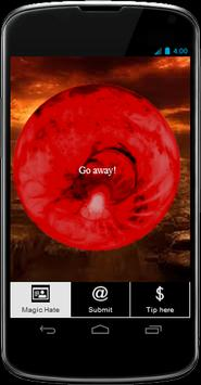 Magic Hate Ball II apk screenshot