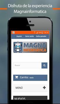 Magna Informática poster