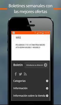 Magna Informática screenshot 3